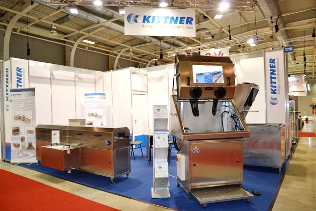 KITTNER на Machtech & Innotech